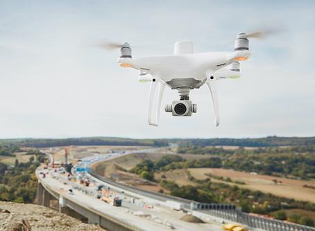 Mengapa Drone DJI Phantom 4 RTK Dapat Membantu Optimalisasi Survey dan Mapping Di Sektor Konstruksi?