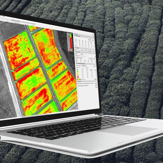 Pix4D Fields - Crop Health Analytics