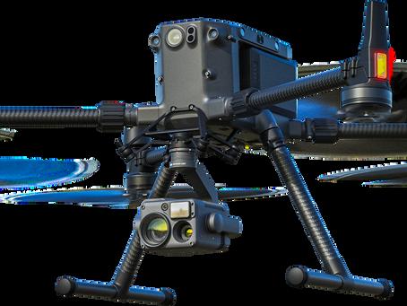 Aplikasi Smart and Safe Mining Operations dengan Drone DJI Enterprise