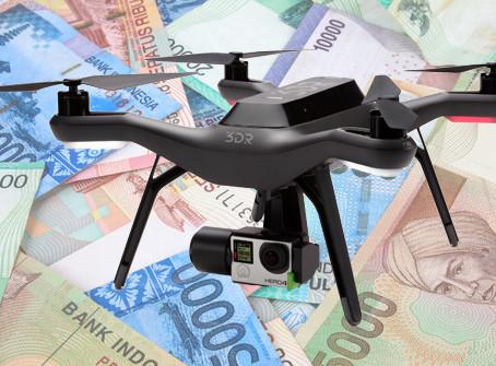 Tips Menghasilkan Banyak Uang Dari Drone
