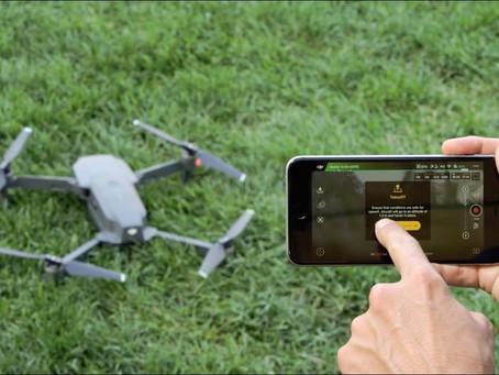 Gawai Terbaik Untuk Operasional Drone DJI Mavic