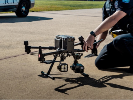 3 Fungsi Drone Untuk Mempermudah Sektor Security Dalam Menjalankan Operasi Pengamanan Di Lapangan