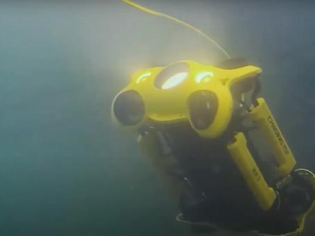 Chasing Gladius M2: Drone Inspeksi Bawah Air Berkamera Jernih & Mampu Menyelam Dikedalaman 100 Meter