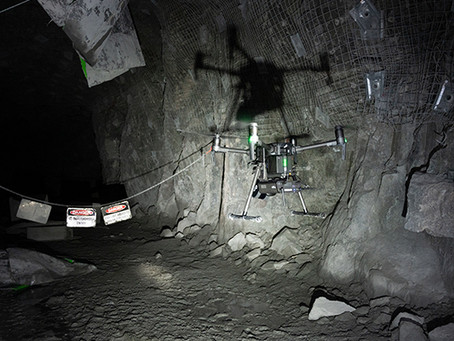 Launch of Drone Autonomy Level 2 Enables Complex Drone Operations Underground and in Confined Spaces