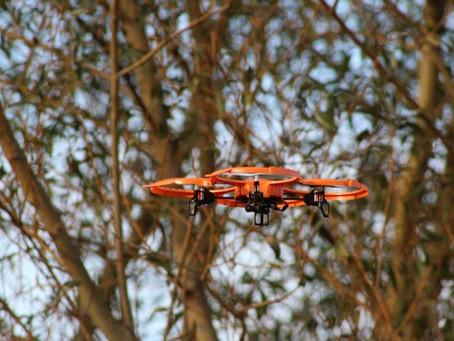 Tips Mudah Agar Drone Tidak Menabrak Objek
