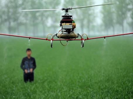 Smart Drone Solo 3DR Untuk Efisiensi Pertanian