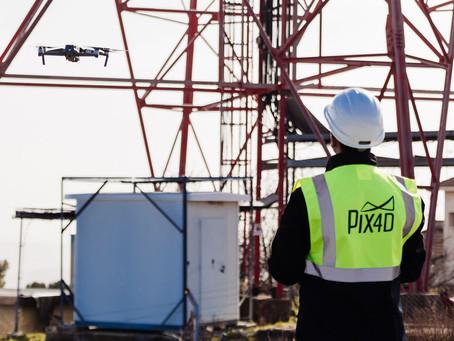Software Drone Baru, Pix4Dinspect, Untuk Inspeksi Tower Telekomunikasi Lebih Efisien