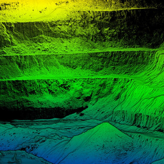 Pit LIDAR and Geotechnical Analysis