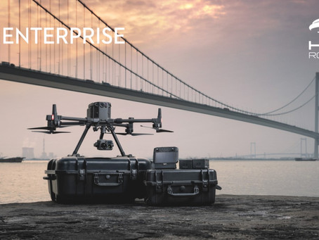 DJI Partners With Halo Robotics To Launch Its Most Advanced Commercial Drones in Indonesia