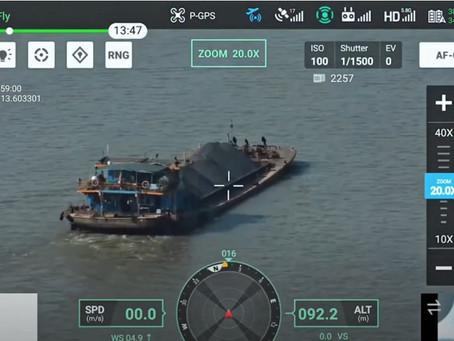 Fitur-Fitur Pintar Kamera Drone DJI M300 & Payload Zenmuse H20 Untuk Membantu Sektor Security