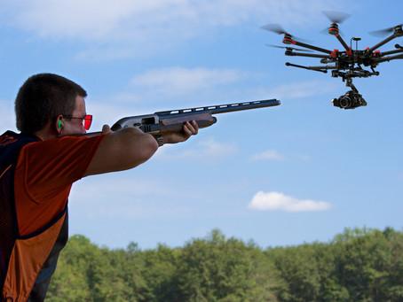 Hukuman Penembak Drone Dari FAA Amerika