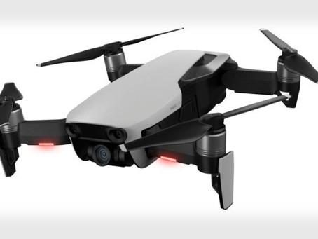 DJI Mavic Air: UAV Ringan Dengan Kamera 4K
