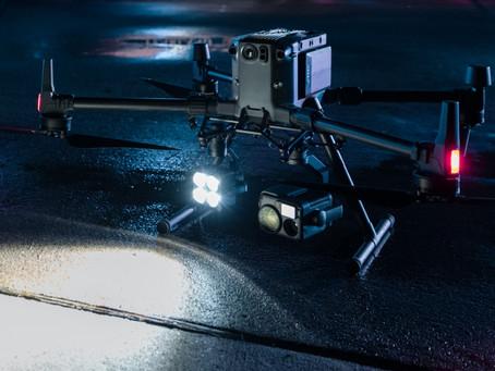 Fitur Drone Thermal DJI dan Penggunaanya oleh Police dan Public Safety