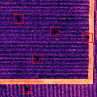Thermal Hotspot Mapping - Irrigation and