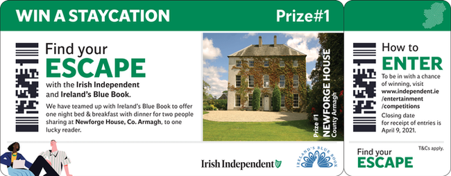 Press and social campaign for INM