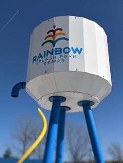 Rainbow Splash Park (Opening Summer '21)