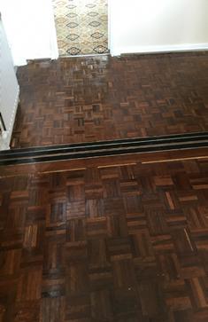 Floor After Clean