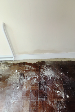 Floor Before Clean
