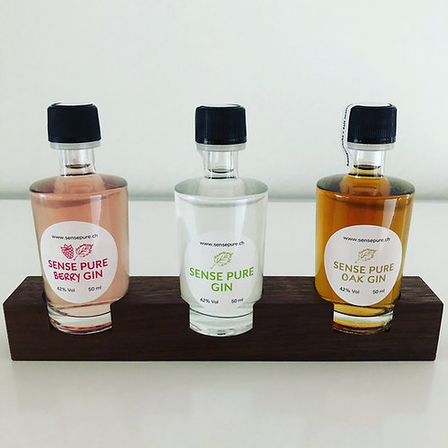 Sense Pure Gin Mini Collection