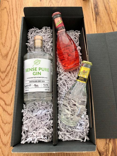 Sense Pure Gin Geschenkbox