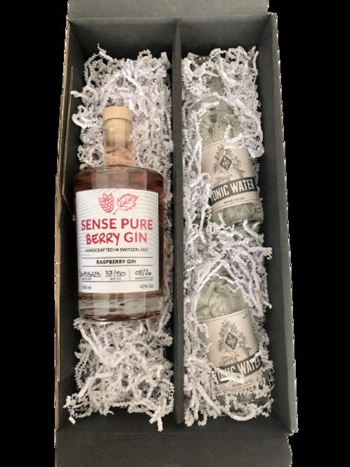 Sense Pure Berry Gin Geschenkbox