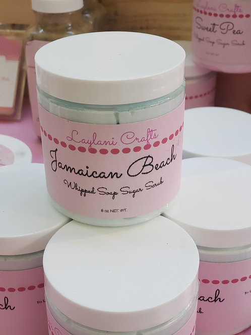 Sugar Whipped Soap