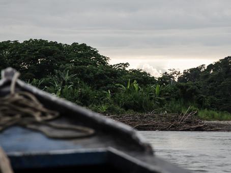30 jours au coeur de l'Amazonie