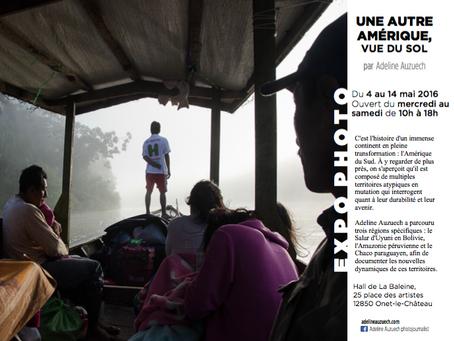 Une Autre Amérique, vue du sol s'expose en Aveyron !