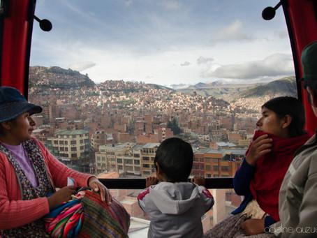 La Paz,  L'irrespirable - 3 600m