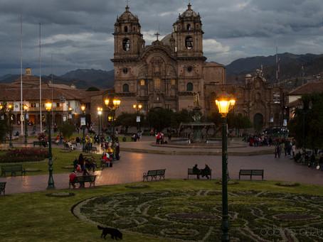 Nouveau départ : Cusco
