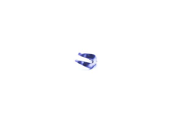 Mini fork ring.