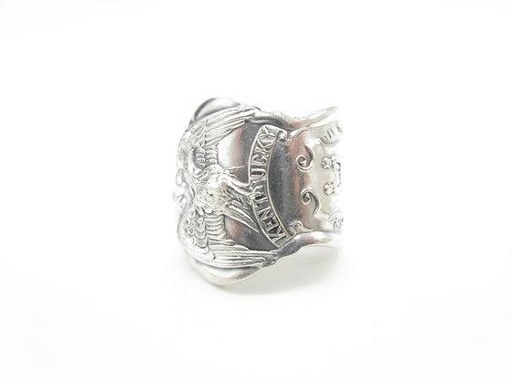 Kentucky spoon ring.