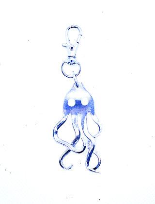 Octopus keychain.