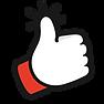 iconfinder_thumbs-up-like-gesture_399384