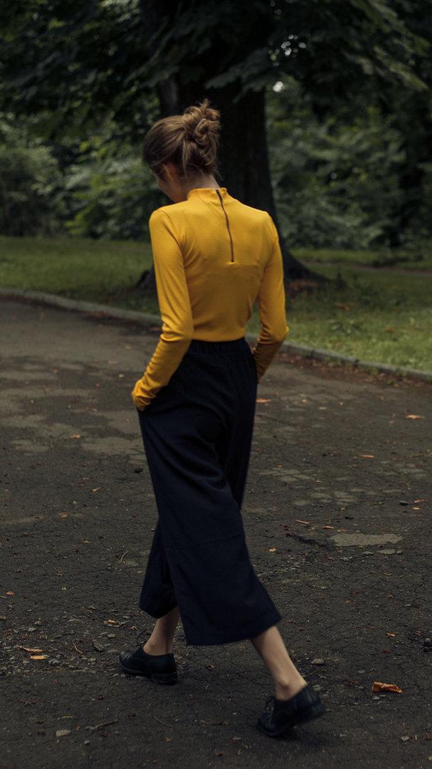 fille à la mode