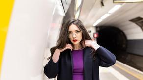 "ZUZU shares new single ""Lie To Myself"", Debut album ""Queensway Tunnel"" out Nov 12th"