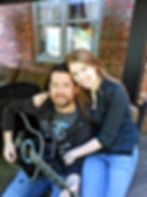 Sarah Steward RHN and her husband