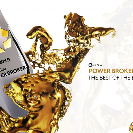 The Kase Group Awarded Power Broker Award for Third Consecutive Year