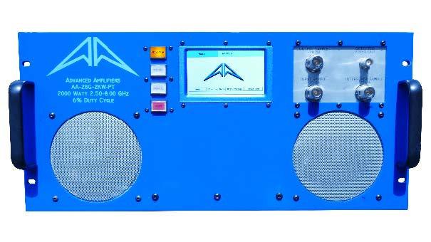 AA-818G-400-GT TWT High Power Amplifier