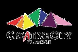 Fujairah Creative city business logo