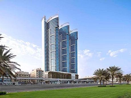 API Trio Novotel Hotel Al Barsha, Dubai