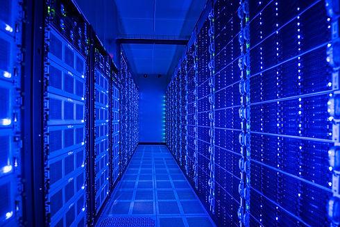 A Stylish Server Farm