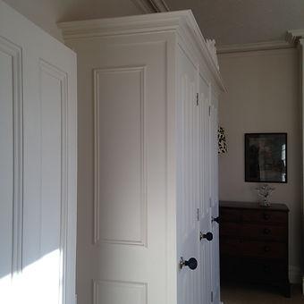 Accoya Bedroom Cabinets