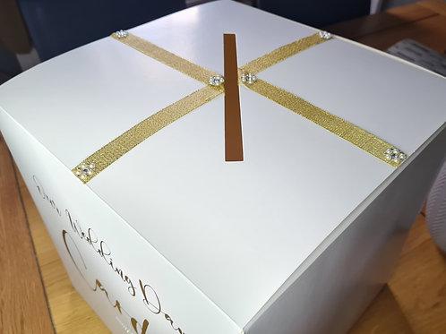 Wedding Day Card Box