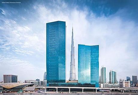 48 Burj Gate Sofitel Hotel Downtown Dubai