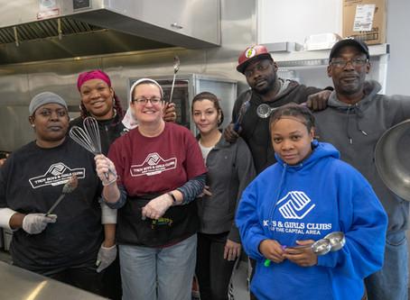 Elvira & the BGCCA Food Program: How Our Club Combats Hunger