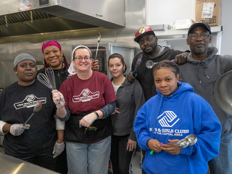 Elvira & the BGCCA Food Program: How Our Club Combats Hunger