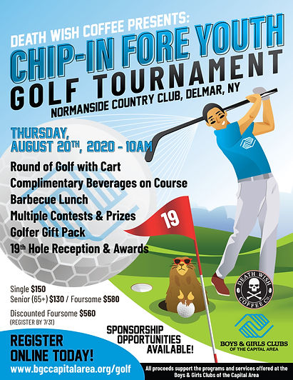 Chip-In Fore Youth Golf Tournament
