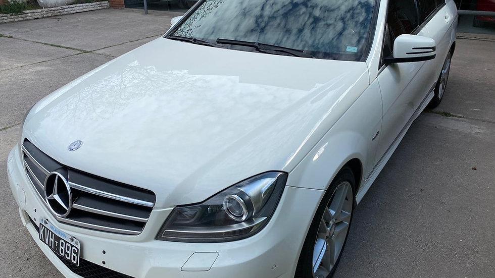 Mercedes Benz C250 Blue Efficiency AT