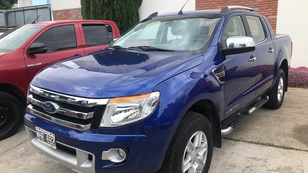 Ford Ranger Limited MT 4X4 3.2 TDCI